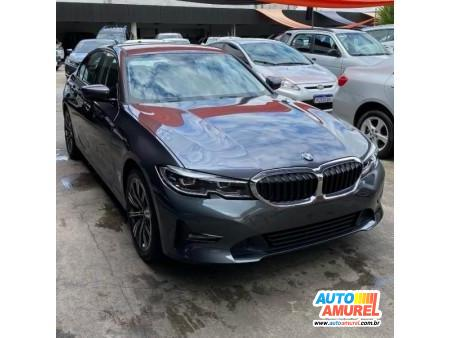 BMW - 320iA GT 2.0 Turbo 16V 184cv 5p
