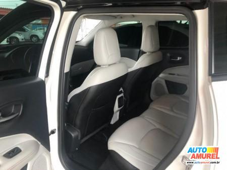 Jeep - Compass Limited 2.0 4x2 Flex 16V