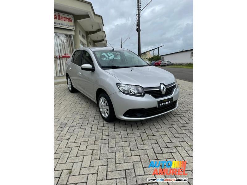 Renault - Logan Expression Hi-Flex 1.0 16V 4p