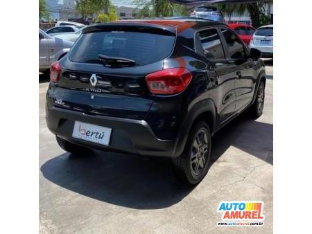 Renault - Kwid Intense 1.0 Flex 12V 5p