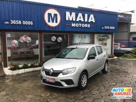 Renault - Sandero Life Flex 1.0 12V 5p
