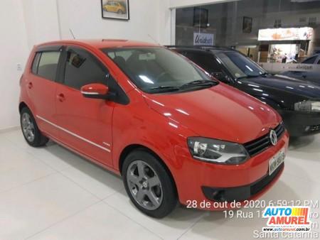 VolksWagen - Fox PRIME 1.6 Mi Total Flex 8V 5p
