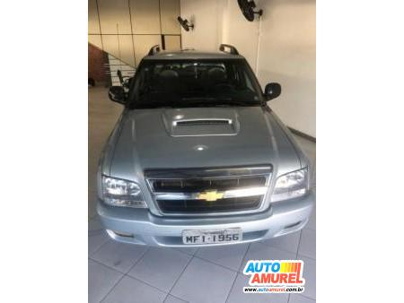 Chevrolet - S10 Pick-Up Executive 2.4 MPFI F.Power CD