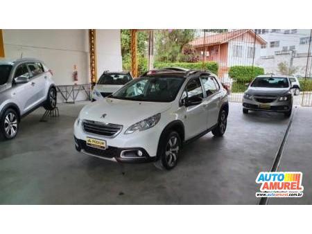 Peugeot - 2008 Crossway 1.6 Flex 16V 5p