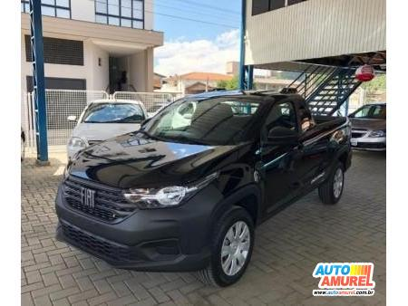 Fiat - Strada Endurance 1.4 Flex 8V CS Plus