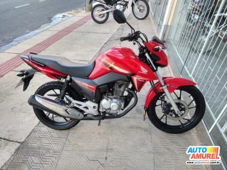 Honda - CG 160 TITAN FLEXone