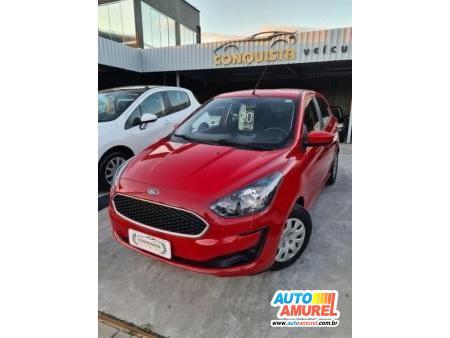 Ford - Ka 1.0 SE/SE Plus TiVCT Flex 5p