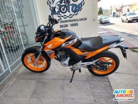 Honda - CB TWISTER 250cc