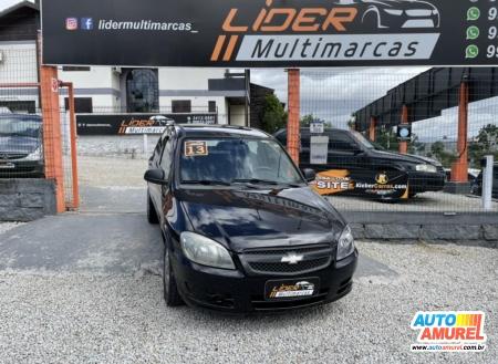 Chevrolet - Celta LS 1.0 MPFI 8V FlexPower 3p