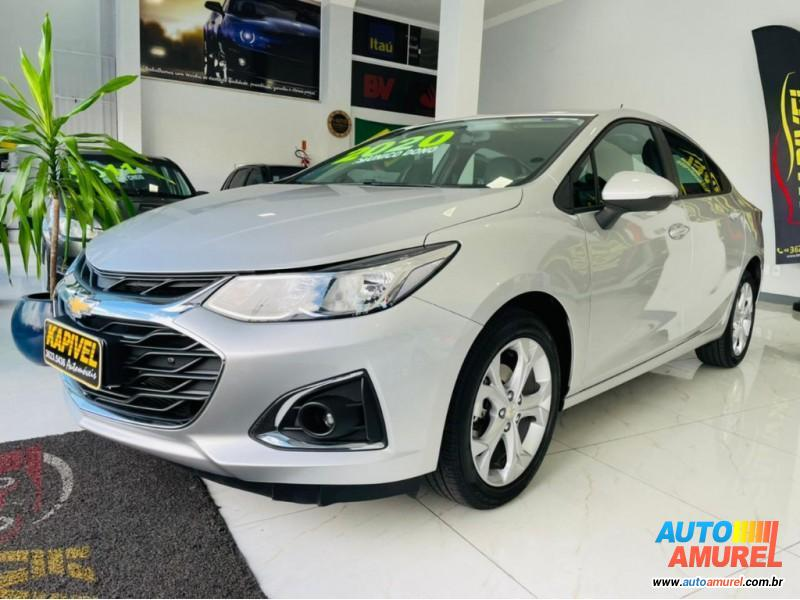 Chevrolet - Cruze LT 1.8 16V FlexPower 4p