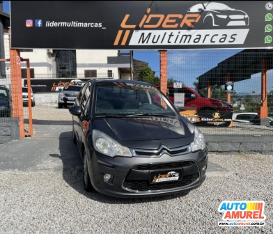 Citroën - C3 Tendance 1.5 Flex 8V 5p