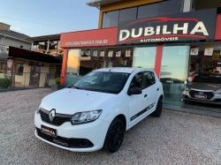 Renault - Sandero Authentique Hi-Flex 1.0 16V 5p