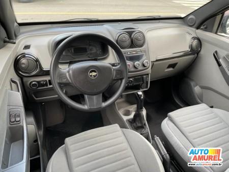 Chevrolet - Agile LT 1.4 MPFI 8V FlexPower 5p