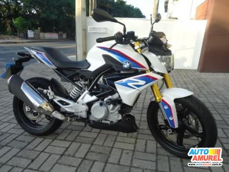 BMW - G 310 R