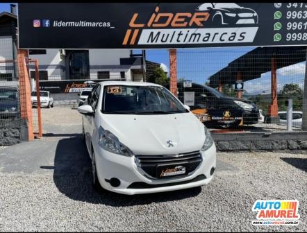 Peugeot - 208 Active 1.5 Flex 8V 5p