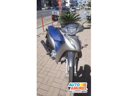 Honda - BIZ 125 ES FUEL INJECTION