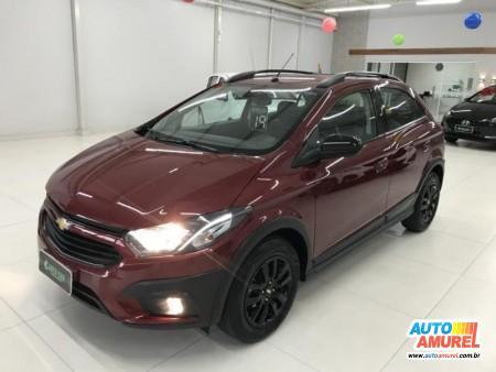 Chevrolet - Onix Hatch Activ 1.4 8V Flex 5p