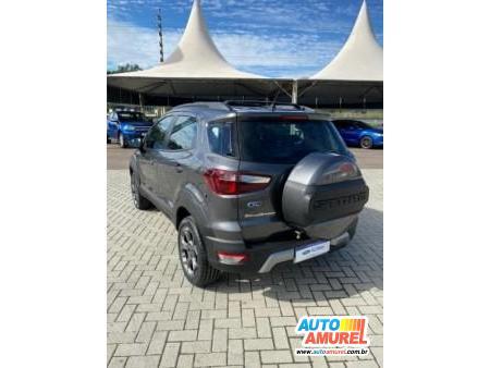 Ford - EcoSport Storm 2.0 4WD 16V Flex 5p