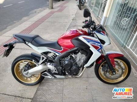 Honda - CB 650F