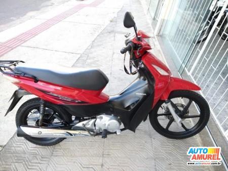 Honda - BIZ 125 +