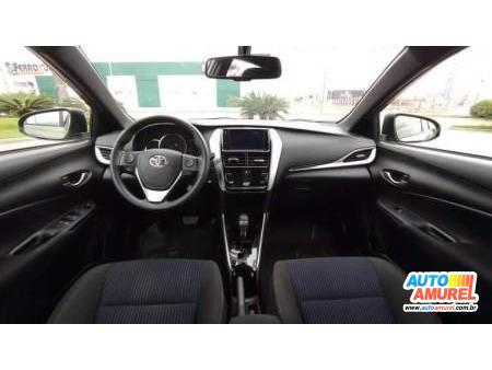 Toyota - Yaris XL Plus Tech 1.3 Flex 16V