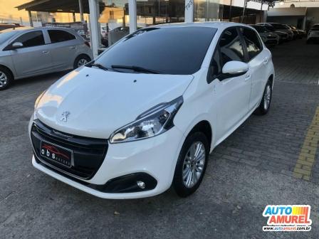 Peugeot - 208 Active 1.2 Flex 12V 5p