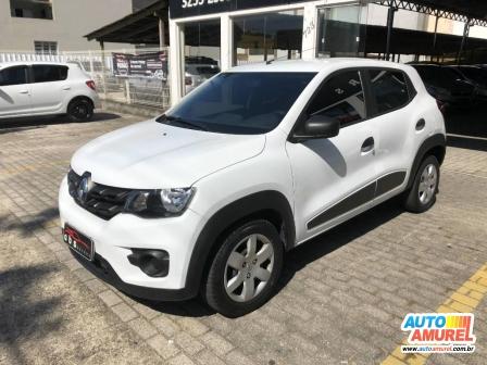Renault - Kwid Zen 1.0 Flex 12V 5p