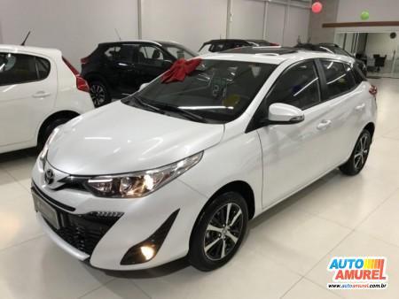 Toyota - Yaris XLS Connect 1.5 Flex 16V 5p Aut.