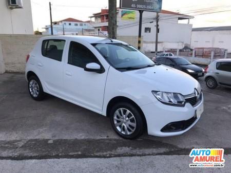 Renault - Sandero Expression Hi-Power 1.0 16V 5p
