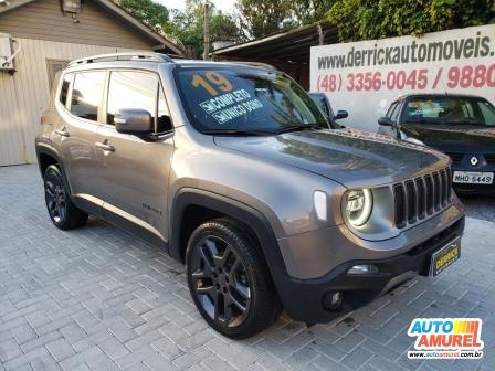 Jeep - Renegade Limited 1.8 4X2 Flex 16V