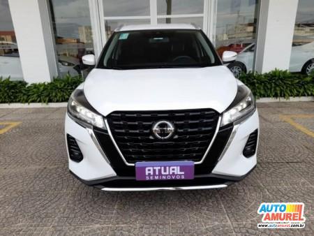 Nissan - Kicks Exclusive 1.6 16V Flex