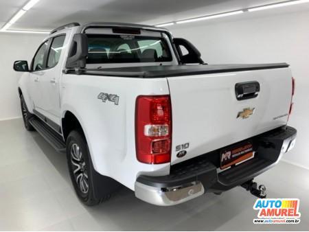 Chevrolet - S10 Pick-Up LTZ 2.8 TDI 4x4 CD Diesel