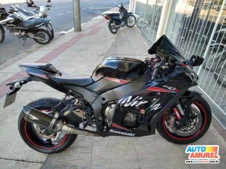 Kawasaki - Ninja ZX10