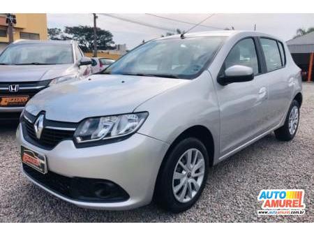Renault - Sandero Expression Hi-Flex 1.0 16V 5p