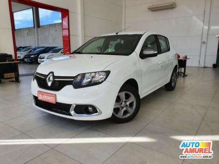 Renault - Sandero vibe Flex 1.0 12V 5p