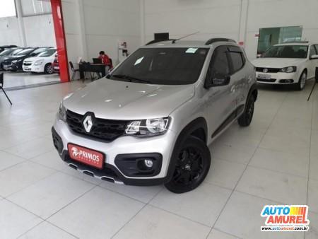 Renault - Kwid OutSider 1.0 Flex 12V 5p