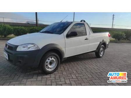 Fiat - Strada 1.4 mpi Fire Flex 8V CS