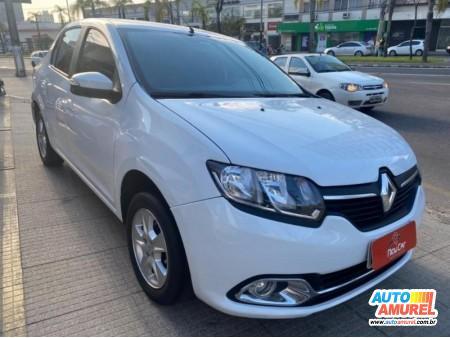 Renault - Logan Exclusive EasyR Hi-Flex 1.6 8V 4p