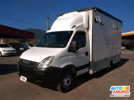 Iveco - DAILY CHASSI 55C16 2p