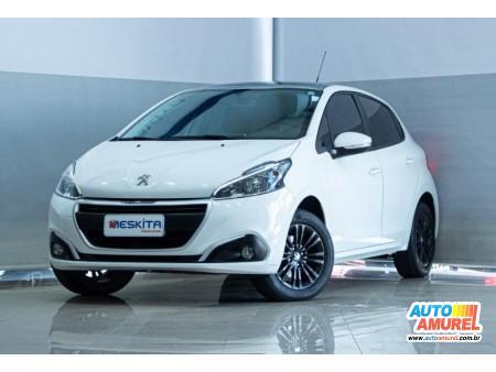 Peugeot - 208 Allure 1.2 Flex 12V 5p