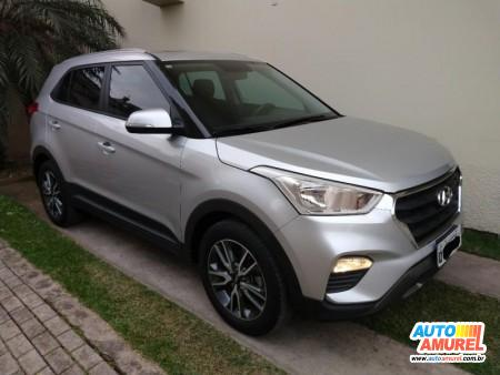 Hyundai - Creta Pulse Plus 1.6 16V Flex