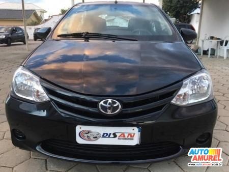 Toyota - Etios 1.3 Flex 16V 5p