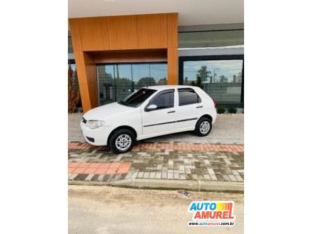 Fiat - Palio 1.0  Fire Flex 4p