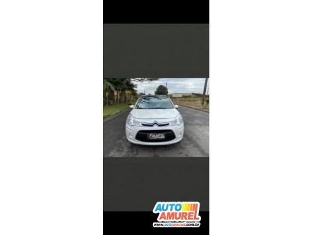 Citroën - C3 Tendance Pure Tech 1.2 Flex 12V