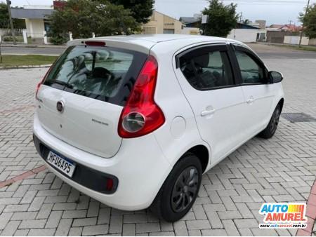 Fiat - Palio Attractive 1.0 EVO Fire Flex 8v 5p