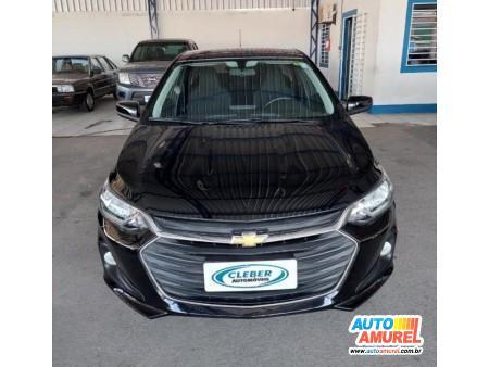 Chevrolet - Onix Sedan Plus LT 1.0 12V Flex 4p