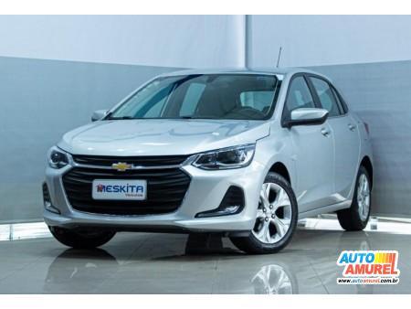 Chevrolet - Onix Hatch Premium 1.0 12V Turbo Flex 5p