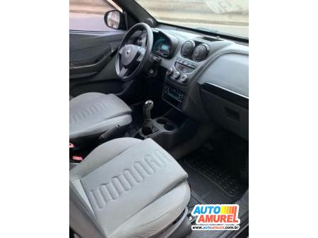 Chevrolet - Montana 1.4 8V Conquest EconoFlex