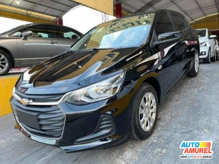 Chevrolet - Onix Hatch LT 1.0 12V Flex 5p