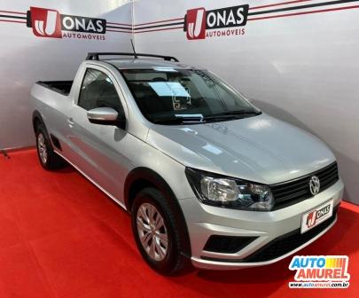 VolksWagen - Saveiro Trendline 1.6 Total Flex 8V CE